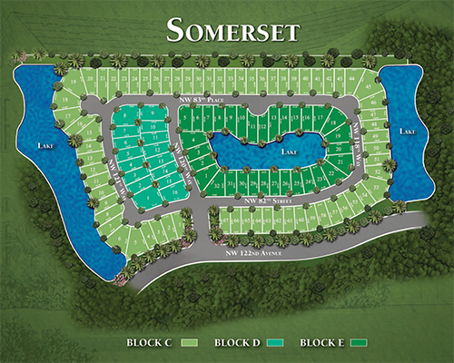 Somerset at Heron Bay Real Estate