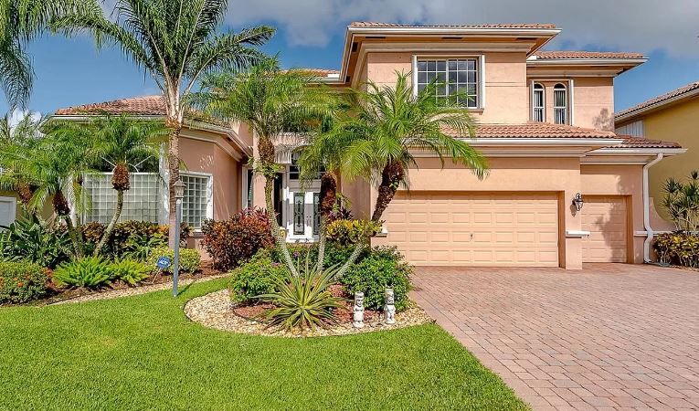 Casa Del Sol Heron Bay Parkland Florida Real Estate