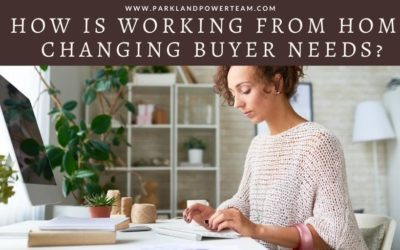 How is Working from Home Changing Buyer Needs?