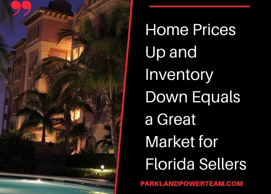 Major Increase in Home Prices